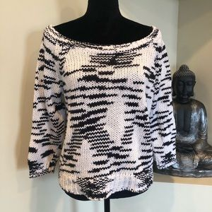 American Eagle outfitters cropped cotton sweater
